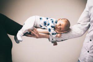 Babyfotos Homeshooting
